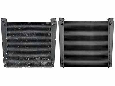 Intercooler Case MX240
