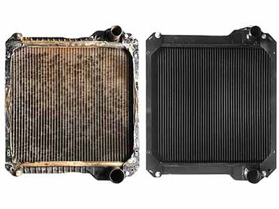 Radiator apa Case 590