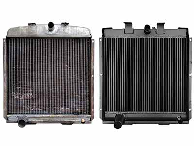 Radiator apa Bourgoin GM3