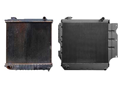 radiator Jeep Wrangler