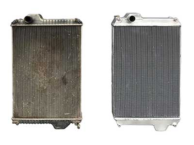 radiator New Hollan T8390