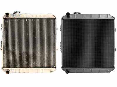Radiator apa Toyota Land Cruiser LJ80